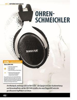 Professional Audio Shure SRH1540