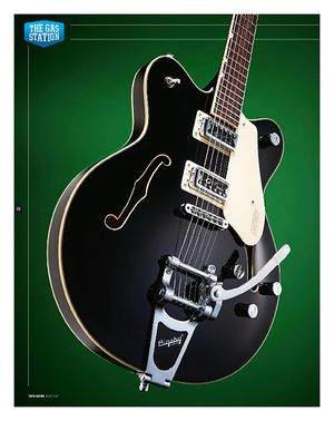 Total Guitar Gretsch G5622T-CB Electromatic Double Cutaway with Bigsby