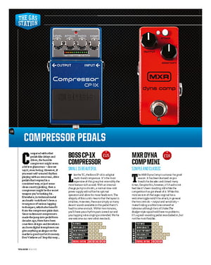 Total Guitar Boss CP-1X Compressor