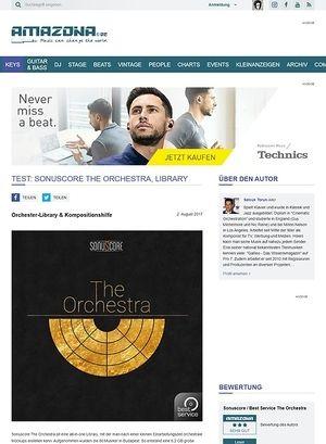 Amazona.de Sonuscore The Orchestra