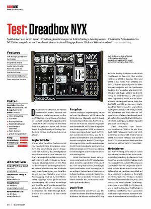 Beat Dreadbox NYX
