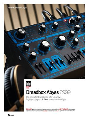 Future Music Dreadbox Abyss