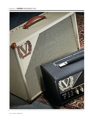Guitarist Victory V40 Deluxe 1x12 Combo