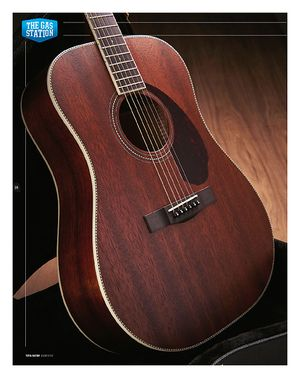 Total Guitar Fender PM-1 All-Mahogany NE