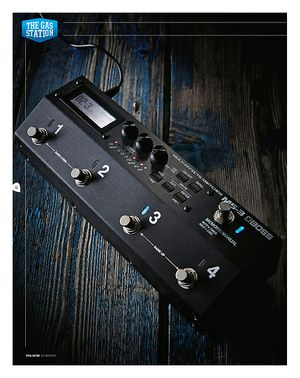 Total Guitar Boss MS-3 Multi Effects Switcher