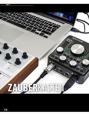 Professional Audio Arturia AudioFuse