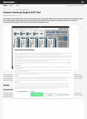 Antares Harmony Engine Evo Crack Mack