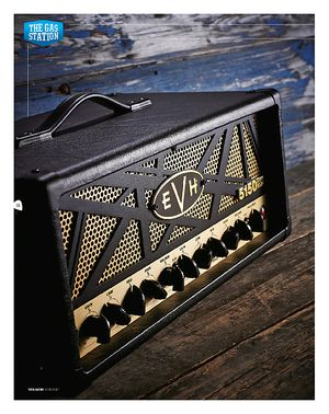 Total Guitar EVH 5150 III 50W EL34