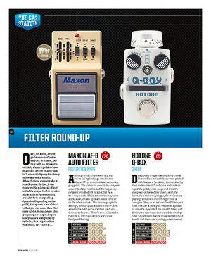 Total Guitar Maxon AF-9 Auto Filter