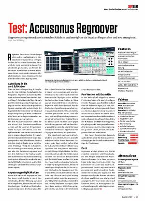 Beat Accusonus Regroover
