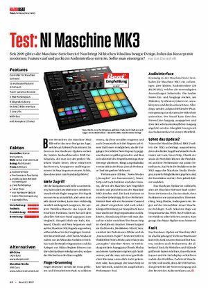 Beat NI Maschine MK3