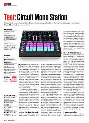 Beat Circuit Mono Station