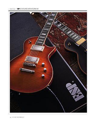 Guitarist ESP E-II Eclipse