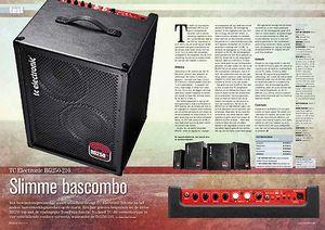 gitarist.nl TC Electronic BG250-210