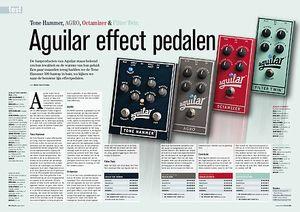 gitarist.nl Aguilar pedalen