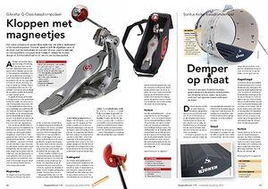 slagwerkkrant.nl Sonitus Kicker bassdrumdemper