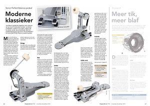 slagwerkkrant.nl Sonor Perfect Balance pedaal