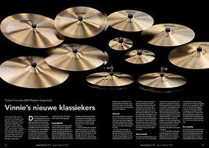 slagwerkkrant.nl Paiste Formula 602 Modern Essentials