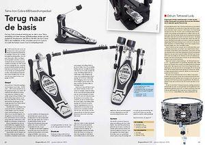 slagwerkkrant.nl Tama Iron Cobra 600 pedaal