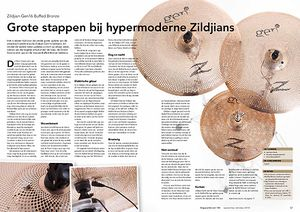 slagwerkkrant.nl Zildjian Gen16 Buffed Bronze