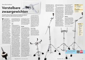 slagwerkkrant.nl Tama Star Hardware