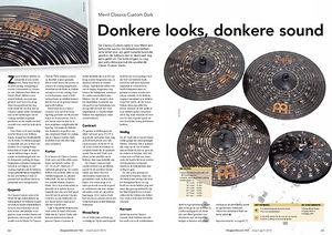 slagwerkkrant.nl Meinl Classics Custom Dark