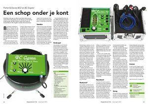 slagwerkkrant.nl Porter & Davies BC2 en BC Gigster