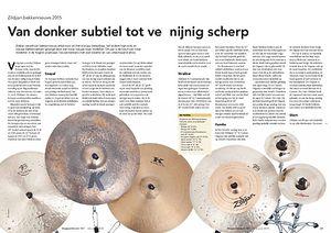 slagwerkkrant.nl Zildjian Bekkennieuws 2015