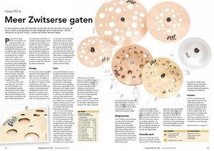 slagwerkkrant.nl Paiste PST X