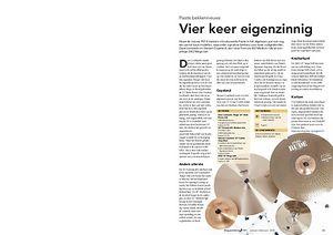 slagwerkkrant.nl Paiste bekkennieuws