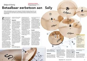 slagwerkkrant.nl Zildjian S-Family