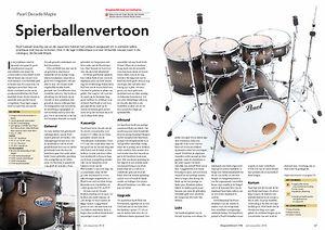 slagwerkkrant.nl Pearl Decade Maple
