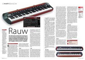 interface.nl Korg SV-1 digitale stagepiano