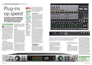 interface.nl Universal Audio Apollo Quad audio-interface
