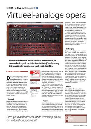 interface.nl U-He Diva synthplug-in