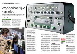 interface.nl Kemper Profiling Amplifier gitaarpreamp
