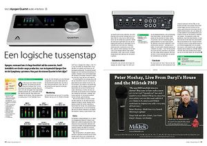 interface.nl Apogee Quartet audio-interface