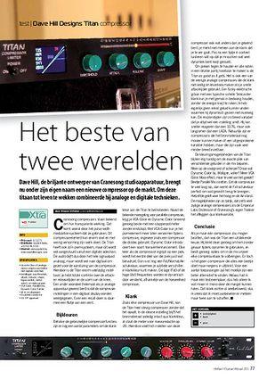 interface.nl Dave Hill Designs Titan compressor