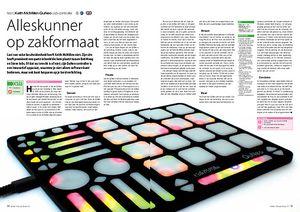 interface.nl Keith McMillen QuNeo usb-controller