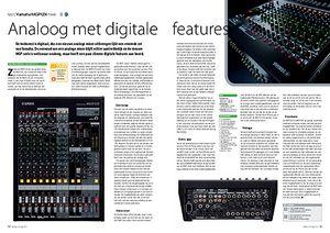 interface.nl Yamaha MGP12X mixer
