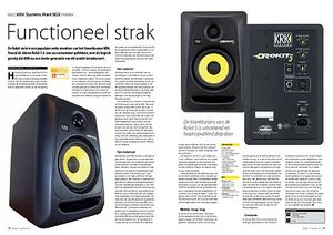 interface.nl KRK Systems Rokit 5G3 monitor