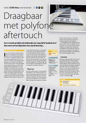 interface.nl CME Xkey usb-keyboard