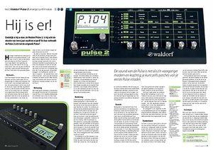 interface.nl Waldorf Pulse 2 analoge synthmodule