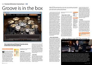 interface.nl Toontrack EZ Drummer 2 drumsoftware