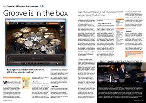 interface.nl Toontrack EZ Drummer 2 drumsoftware