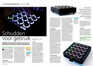 interface.nl DJTechTools Midifi ghter 3D usb-controller