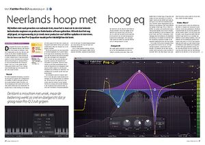 interface.nl Fabfilter Pro-Q 2 equalizerplug-in