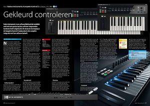 interface.nl Native Instruments Komplete Kontrol S keyboardcontroller