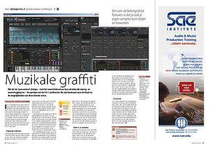 interface.nl iZotope Iris 2 sample-based synthesizer