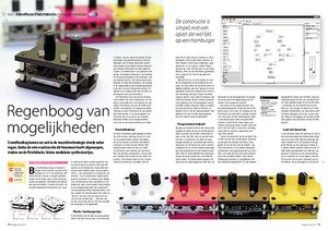 interface.nl Mindflood Patchblocks minisynthmodules